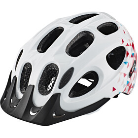 ABUS Youn-I Ace Bike Helmet white